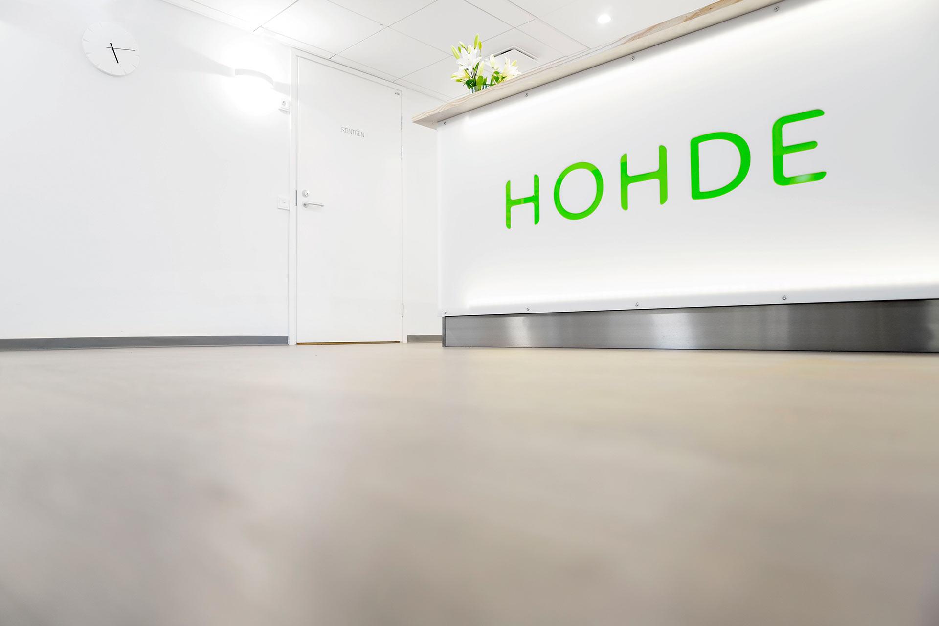 Hohde Kuopio · Hammas Hohde